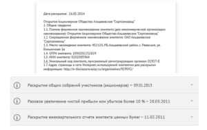 Seldon-Basis селдон базис информация об эмитентах